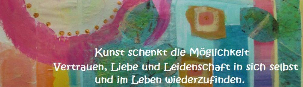 """Lebens-Kunstschule """"Die Blaue Rose"""""""