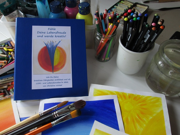 Kreatives Erlebnisbuch